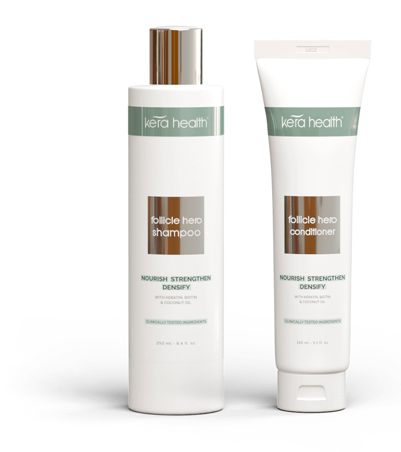Follicle Hero Shampoo and Conditioner